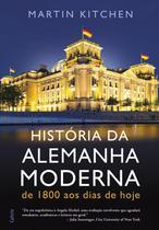 Livro - História da Alemanha Moderna -