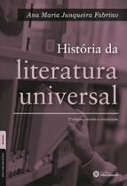 Livro - História da literatura universal -