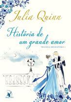 Livro - História de um grande amor (Trilogia Bevelstoke – Livro 1) -