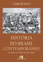 Livro - História do Brasil contemporâneo -
