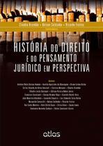Livro - História Do Direito E Do Pensamento Jurídico Em Perspectiva -