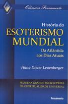 Livro - História do Esoterismo Mundial -