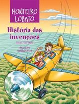 Livro - História do mundo para as crianças -