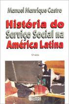 Livro - História do Serviço Social na América Latina -