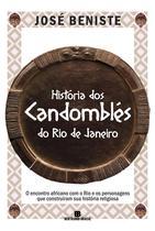 Livro - História dos Candomblés do Rio de Janeiro -