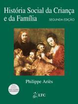 Livro - História Social da Criança e da Família -