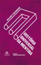 Livro - História universal da mentira -