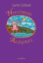 Livro - Histórias alegres -