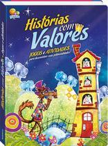 Livro - Histórias com valores -