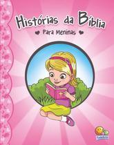 Livro - Histórias da bíblia...meninas -