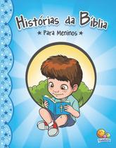 Livro - Histórias da bíblia...meninos -