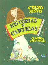 Livro - Histórias de Cantigas -