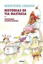 Livro - Histórias de tia Nastácia -
