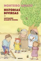 Livro - Histórias diversas -