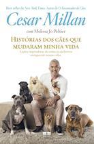 Livro - Histórias dos cães que mudaram minha vida -