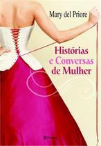 Livro - Histórias e conversas de mulher -