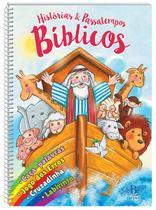 Livro - Histórias e passatempos bíblicos -