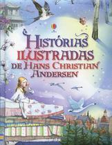 Livro - Histórias ilustradas de Hans Christian Andersen -