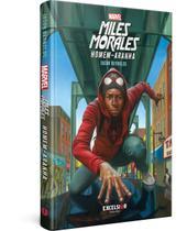 Livro - Homem-Aranha: Miles Morales -