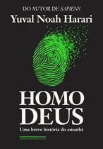 Livro - Homo Deus -