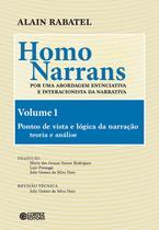 Livro - Homo Narrans - Volume 1 -