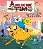 Livro - Hora de Aventura - Diversão com Finn e Jake! -