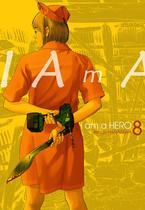 Livro - I Am A Hero Vol. 08 -