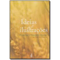 Livro - Ideias E Ilustracoes - Feb