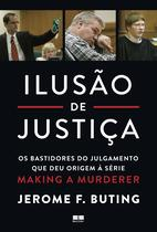 Livro - Ilusão de justiça -