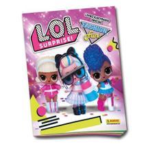 Livro Ilustrado Oficial LOL Surprise 3 - Fashion Fun! - Capa - Panini -