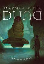 Livro - Imperador Deus de Duna -