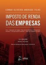 Livro - Imposto de Renda das Empresas -