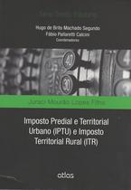 Livro - Imposto Predial E Territorial Urbano (Iptu) E Imposto Territorial Rural (Itr) -