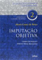 Livro - Imputação Objetiva: Crimes De Perigo E Direito Penal Brasileiro - Vol. 2 -