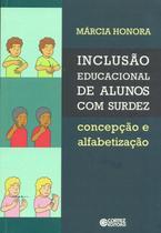 Livro - Inclusão educacional de alunos com surdez -