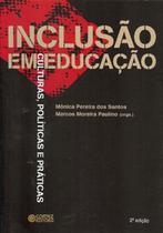 Livro - Inclusão em educação -