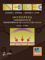 Livro - Incropera - Fundamentos de Transferência de Calor e de Massa -