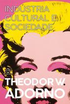 Livro - Indústria cultural e sociedade -