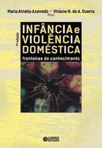Livro - Infância e violência doméstica -