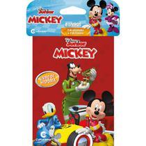 Livro Infantil Colorir Mickey Minilivros 8PG - Culturama