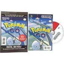 Livro Infantil com CD ou DVD Pokemon GO Revista+dvd - Gna