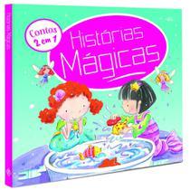 Livro Infantil - Histórias Mágicas - Contos 2 em 1 - DCL Editora -