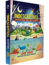 Livro Infantil  Indescritível  Editora Cpad -