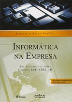 Livro - Informática Na Empresa -