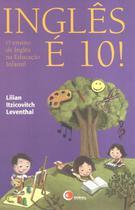 Livro - Inglês é 10! -