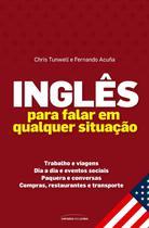 Livro - Inglês para falar em qualquer situação -