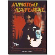 Livro - Inimigo Natural - Daemon