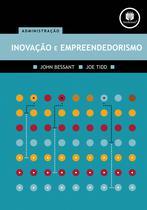 Livro - Inovação e Empreendedorismo - Administração