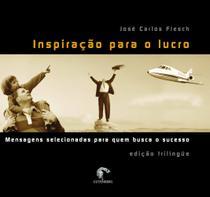 Livro - Inspiração para o lucro – Mensagens selecionadas para quem busca o sucesso -