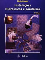 Livro - Instalações Hidráulicas e Sanitárias -